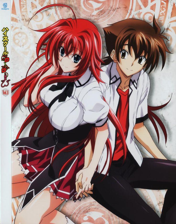 El anime ''High School DxD'', podría contar con una