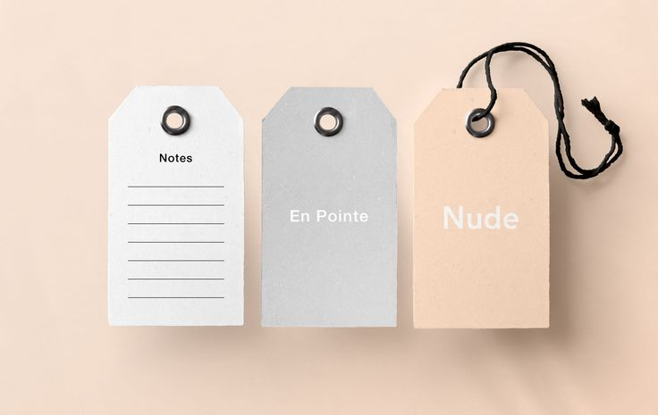 SFD Nude Our Brand Swing Tags                                                                                                                                                      More