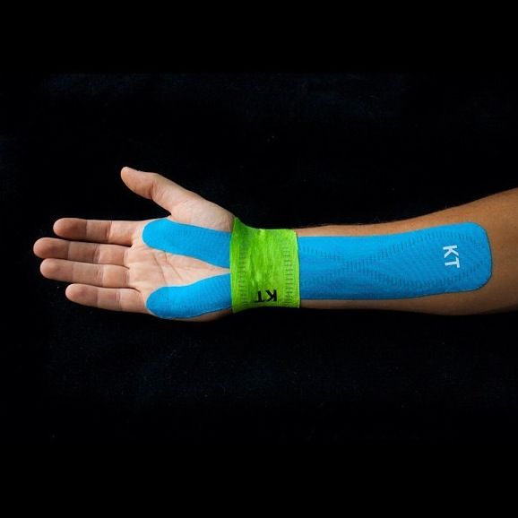 Simple but very effective KT Tape app for Carpal Tunnel Syndrome