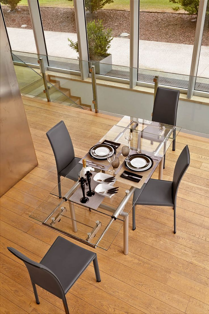 Oltre 25 fantastiche idee su tavolini in vetro su for Piani casa ultra contemporanei
