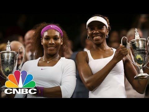 Venus And Serena Williams Speak About Pay Equality | CNBC http://ift.tt/2HlfKrz #bitcoin #news