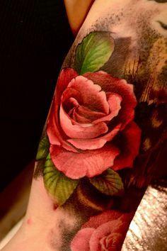 realistic fire tattoo - Google Search