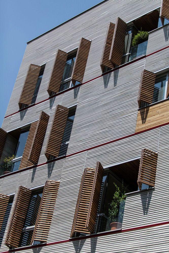 Andarzgoo Residential Building,© Farshid Nasrabadi