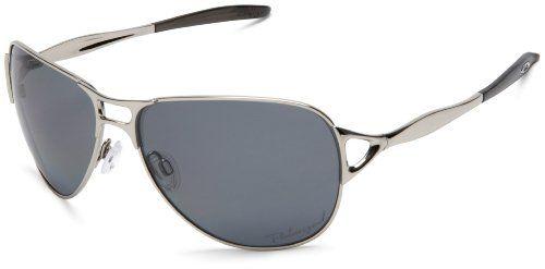 Oakley Gafas de sol Para Mujer Hinder OO4043 - 404304: Cromo pulido