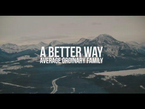 » A Better Way – Steve & Rhonda Martin