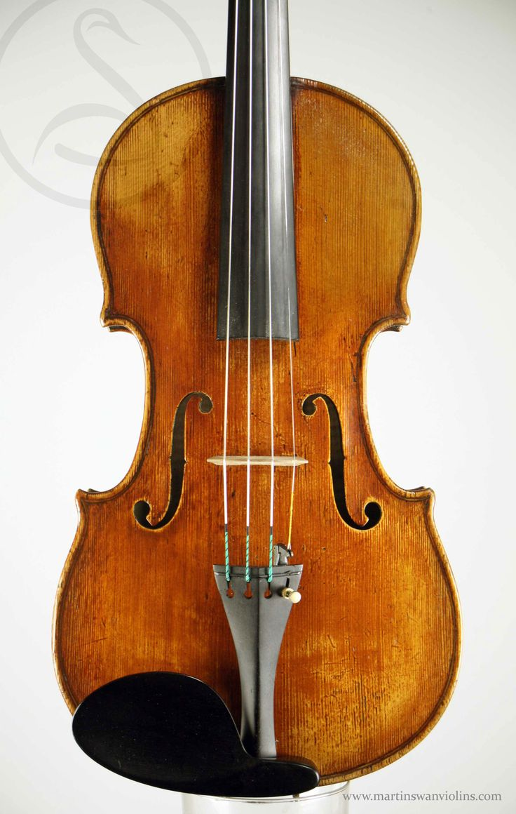 Giuseppe Baldantoni Violin Ancona Circa 1840 Strat