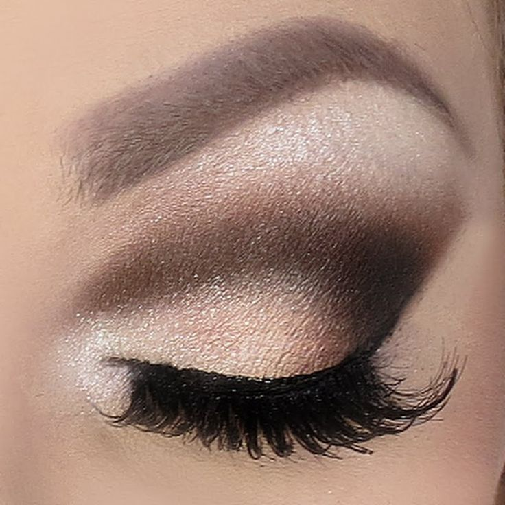 Natural Smokey by Kristen F. Click the pic to see what products she used. #beauty #makeup #bestofbeauty