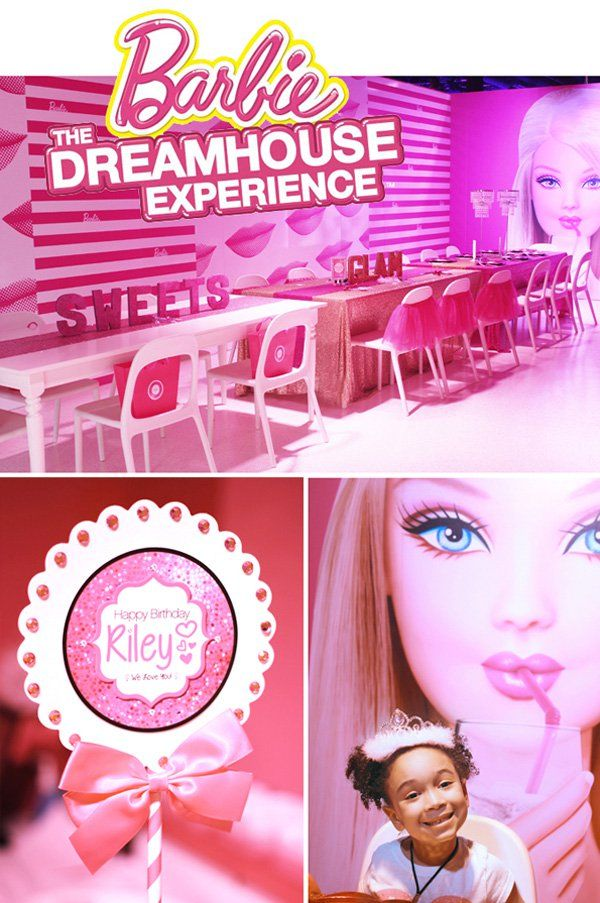 The Barbie Dreamhouse Experience™ in Mall of America is now offering Barbie fans the ultimate birthday party in a life-size replica of Barbie's Malibu Dreamhouse!