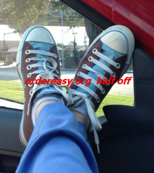 cheap converse all star shoes      think I'm in love with these #discount #Blue  #Converse #All #Stars Sneakers $35 in summer 2014