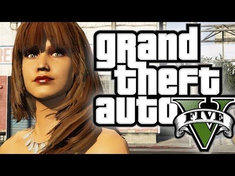 GTA 5 - The Mystery of Sapphire the Stripper (Funny ...