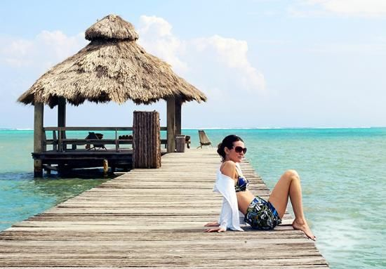 Ambergris Caye. #1 on TripAdvisor's World's Best Beaches. Been there. SO AMAZING!