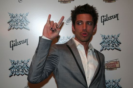 james carpinello - ROCK OF AGES