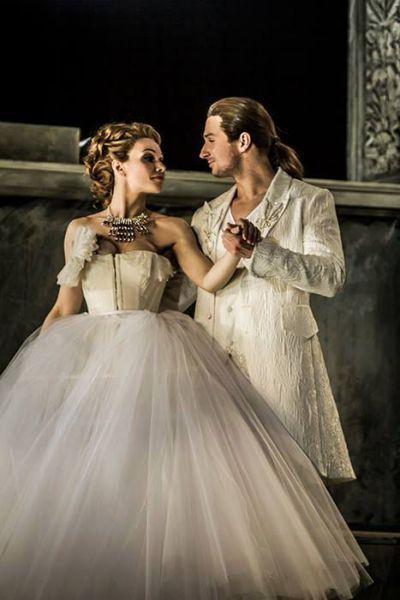 Sergey Lazarev as Figaro at Moscow Pushkin Drama Theater #SergeyLazarev