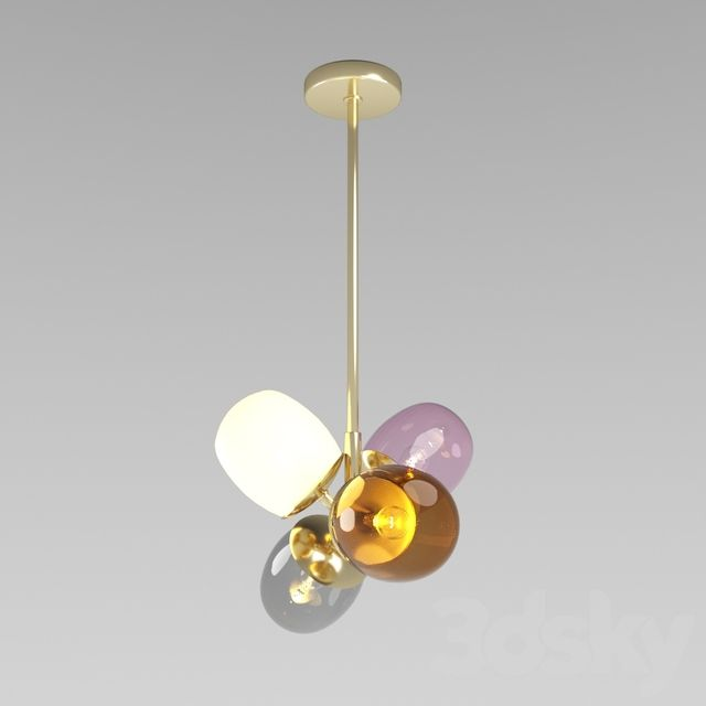 Pin By Taeko On 3d Archive In 2020 Ceiling Lights Brass Fittings Light