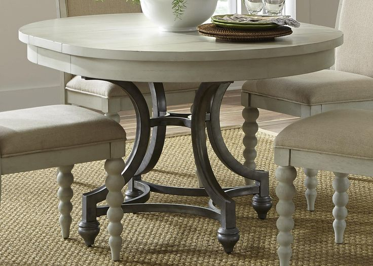 Harbor View Round Dining Table                           by Liberty Furniture