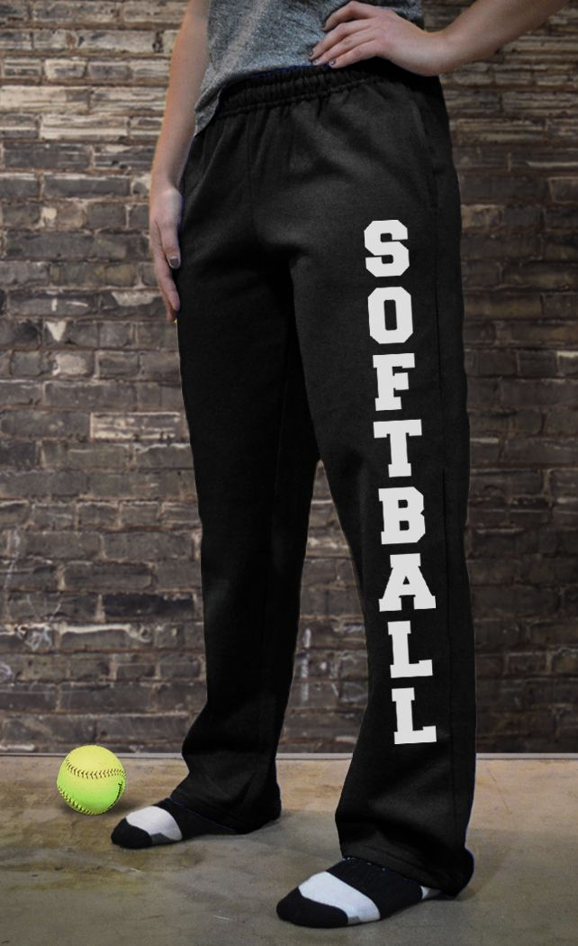 Softball Fleece Sweatpants Varsity Softball SB-02539