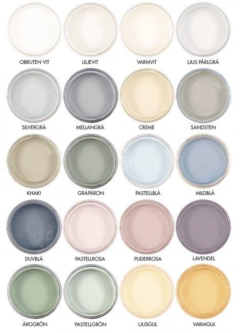 AURO naturlig väggfärg från Byggfabriken