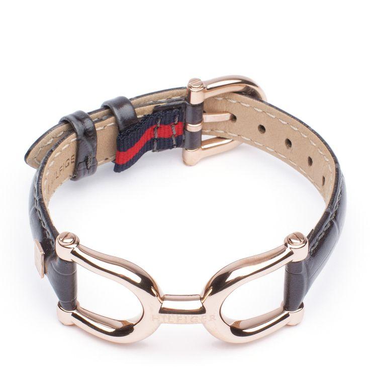 Tommy Hilfiger Pre-Spring 2014 Mariner Leather Bracelet