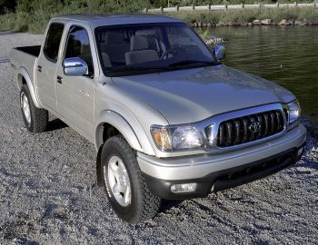 TRD Toyota Tacoma PreRunner Double Cab Off-Road Edition '2001–04