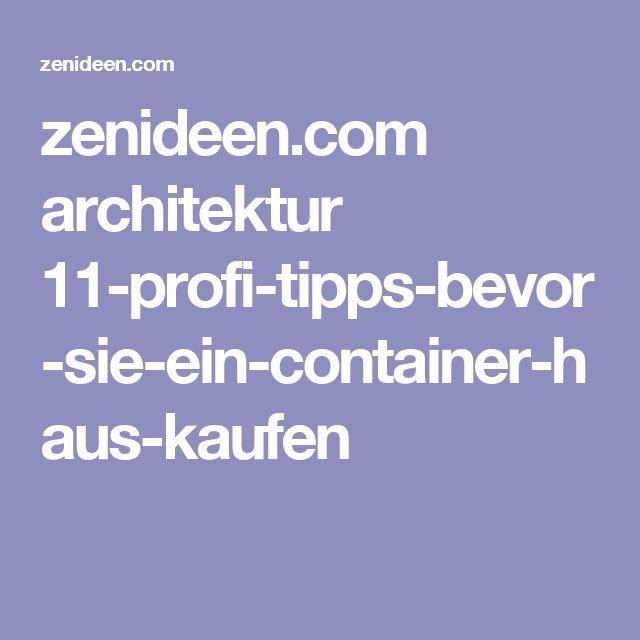 die besten 25 container haus kaufen ideen auf pinterest container kaufen tiny haus kaufen. Black Bedroom Furniture Sets. Home Design Ideas
