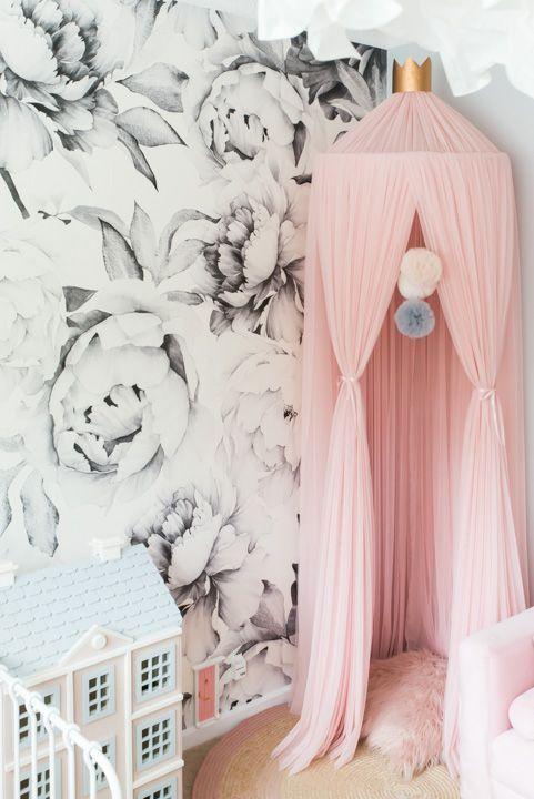 Scarlett S Room In 2019 B I G R L O M Pink Toddler Rooms
