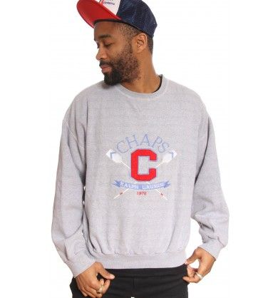 Vintage Chaps Ralph Lauren Row Team Sweatshirt
