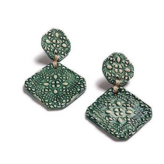annakitsou_ceramicjewellery #jewellery #jewelry #jewels #fashion #design #summer #island #greece #art #madeingreece #handmadejewelry #color #earrings #colour #islands #designer #jewellerydesign