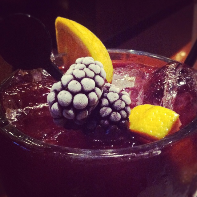Longhorns Sangria Recipe
