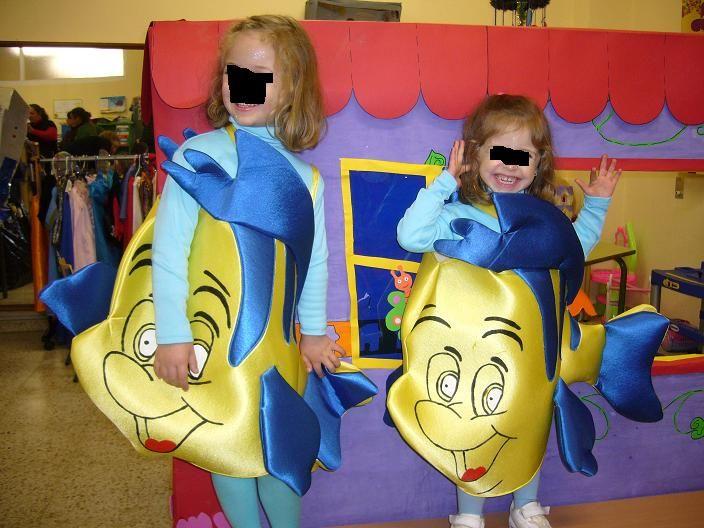 17 mejores ideas sobre disfraces graciosos en pinterest - Disfraz de pescado ...