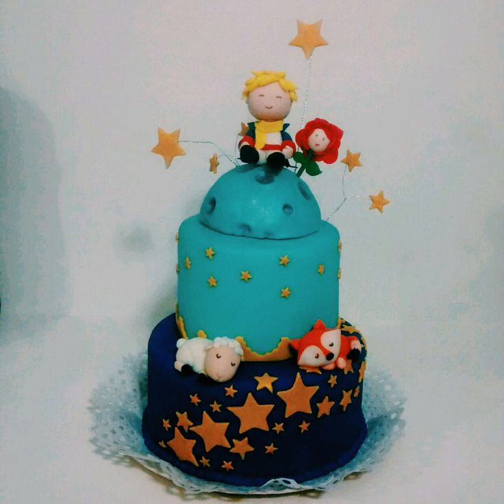 Torta Principito  Cake The Little Princess