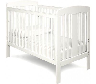 Grotime Pearl10 4 in 1 Cot white excludes mattress