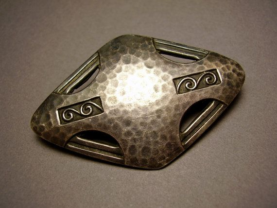 Hey, I found this really awesome Etsy listing at https://www.etsy.com/ca/listing/183493581/antique-robert-kraft-jugendstil-brooch