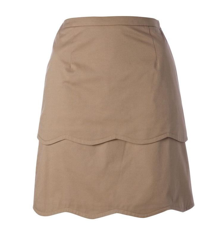 DG- NW3 Scallop Skirt   Hobbs