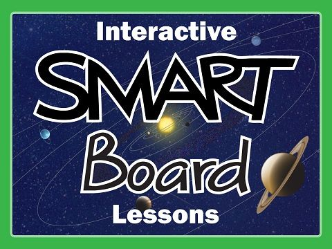 These are really great SMART Notebook lesson activities.