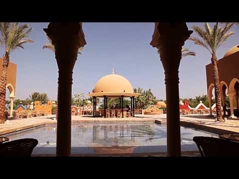 Resmålsfilm från Grand Makadi, Makadi Bay (Egypten)
