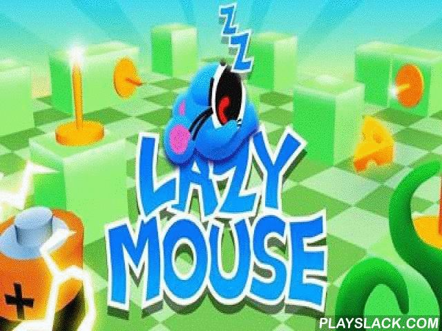 Lazy Mouse  Android Game - playslack.com , Lazy Mouse represents a very genuine dianoetic game for Android-devices in which you are waited for by an escapade of one lazy atomic mouse. He likes to sleep and imaginations about a part of cheese very much. It isn't known what stops him in strives to find an entertainment: the feeling to have a sleep, disposition to travel about different points or simply bodily terror before threats, but he hopes you all the time and sleeps until you put his…