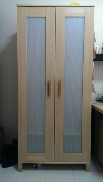 ikea aneboda wardrobe gumtree. Black Bedroom Furniture Sets. Home Design Ideas