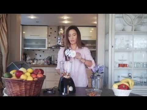 Badem Sütü Tarifi - YouTube