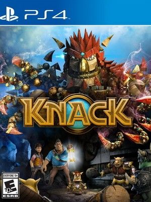 Knack, Great challenge for hardcore gamer and non-gamers alike