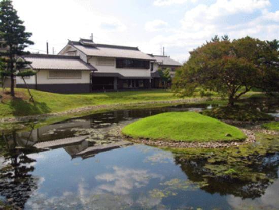 名勝大乗院庭園文化館の写真