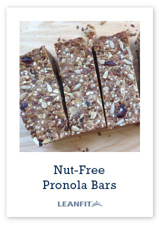 Skip the hassle of searching out nut-free options in the grocery store Make these incredibly simple vegan granola bars in the comfort of your own kitchen!