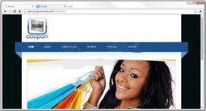 SaleCoupon est un programme publicitaire qui vient dans l'ordinateur comme avec des téléchargements gratuits.