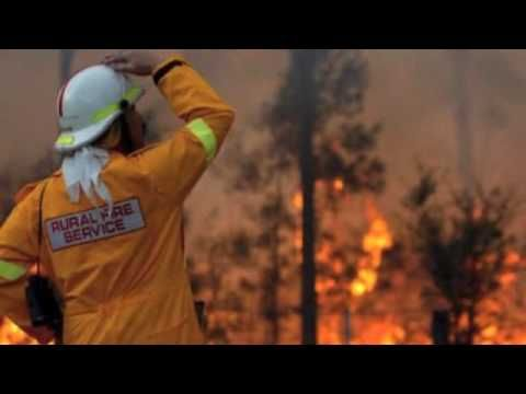 Black Saturday Bushfires 1st Anniversary... Then and Now - YouTube