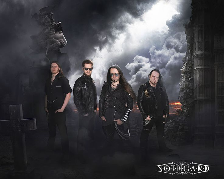 Epic Melodic Death Metal (Germany)   Web:  http://www.nothgard.de/ https://www.facebook.com/nothgard/ https://www.twitter.com/nothgard https://www.instagram.com/nothgard/