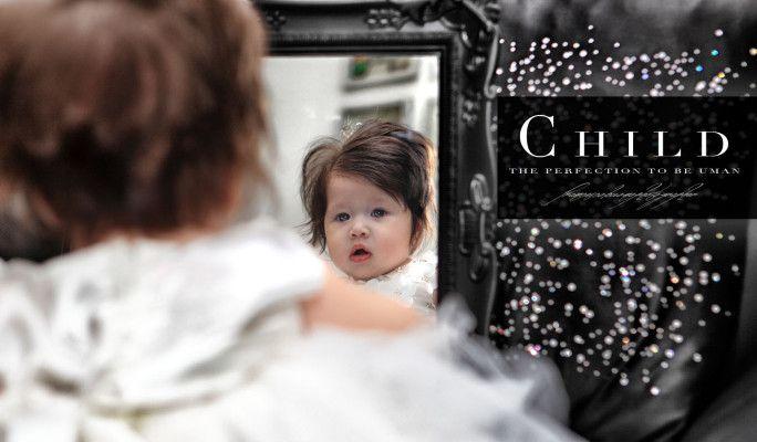Jennifer's glamour baptism