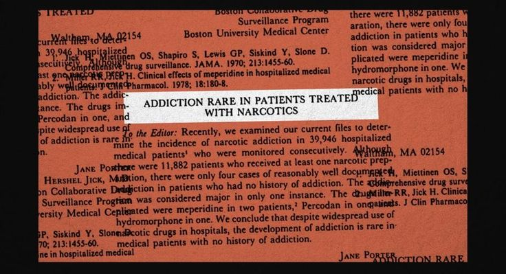 What do you do when aletterin a prestigious medical journal has been so routinely mis-cited its taken on a life of its own? Like when pharmaceutical companies have used its data to spin their dangerous painkillers as safe and the resulting overprescription fueled an opioid epidemic now consuming the country?The 1980 NEJM Letter That Fueled the Opioid Crisis