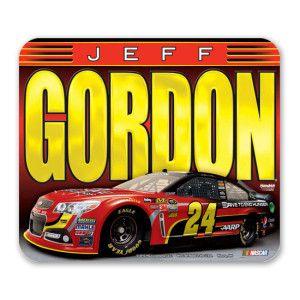 Jeff Gordon DTEH Mouse Pad | Shop the Jeff Gordon Official Store l $10.99