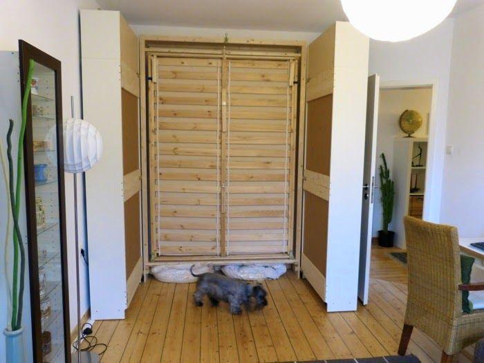 les 25 meilleures id es concernant murphy lit ikea sur pinterest ikea hack lit lits. Black Bedroom Furniture Sets. Home Design Ideas