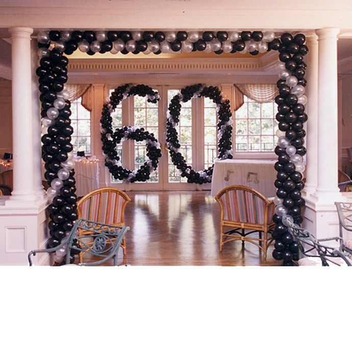 14 best 60th birthday party ideas images on pinterest for 60th party decoration ideas