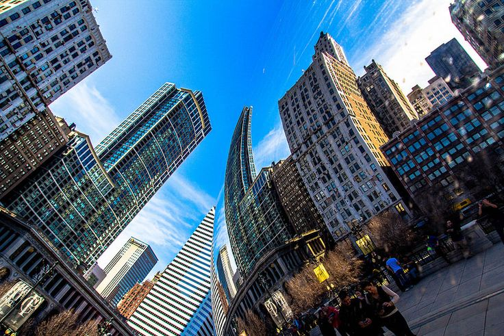 City Imitates Reflective Art by Eric Brisson
